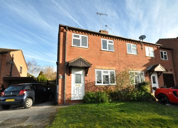 Thumbnail 3 bed semi-detached house for sale in Babbington Close, Tutbury, Burton-On-Trent