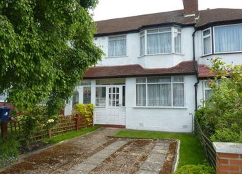 Thumbnail 3 bed terraced house for sale in Rhyl Road, Perivale, Greenford, Middlesex