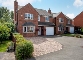 4 bed detached house for sale in The Pinfold, Ratby, Leicester LE6