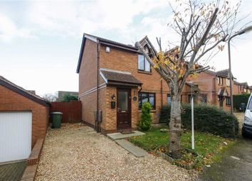 Thumbnail 2 bed semi-detached house for sale in Aintree Close, Bletchley, Milton Keynes, Bucks