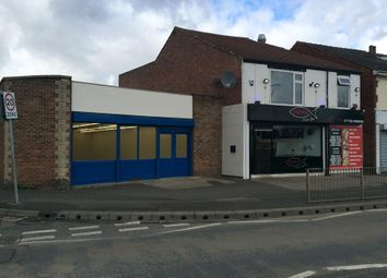 Thumbnail Retail premises for sale in 12 Central Terrace, Edlington, Doncaster, South Yorkshire