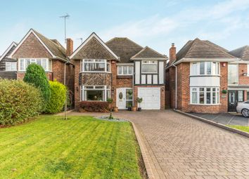 Thumbnail 4 bed detached house for sale in Pear Tree Drive, Great Barr, Birmingham