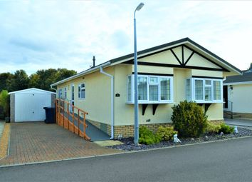 Thumbnail 2 bedroom mobile/park home for sale in The Firs, Fulbourn Old Drift, Cherry Hinton