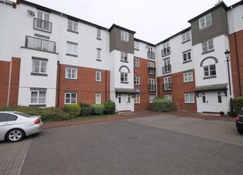 Thumbnail 1 bedroom flat for sale in Foundry Court, St Peters Basin
