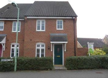 Thumbnail 3 bed semi-detached house to rent in Hartree Way, Kesgrave, Ipswich