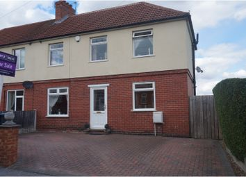 Thumbnail 4 bed semi-detached house for sale in Hawthorne Crescent, Dodworth, Barnsley