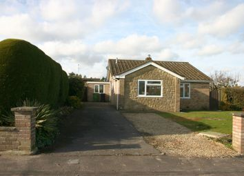 Thumbnail 3 bed detached bungalow to rent in Sanden Close, Hungerford