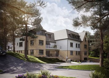 Thumbnail 2 bed flat for sale in Crosstrees Show Home, Lilliput Road, Poole