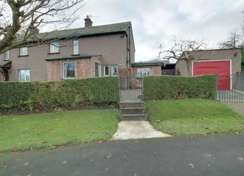 Thumbnail 3 bed semi-detached house for sale in 11 Dunfell View, Kirkby Thore, Penrith, Cumbria