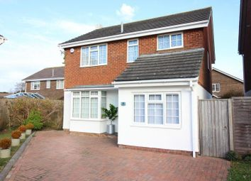 Thumbnail 4 bed detached house to rent in The Martells, Barton On Sea, New Milton
