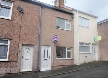 Thumbnail 2 bed terraced house for sale in Caradog Road, Llandudno Junction