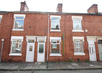 Thumbnail 2 bed terraced house for sale in Salisbury Street, Tunstall, Stoke-On-Trent