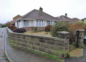 Thumbnail 2 bed semi-detached bungalow for sale in Earlham Grove, Weston-Super-Mare