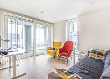 Thumbnail 1 bed property for sale in The Cable, 47 Pilot Walk, Parkside, Greenwich Peninsula