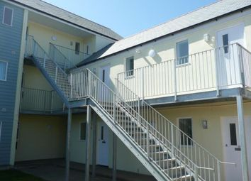 Thumbnail 1 bed flat to rent in North Parade, Camborne