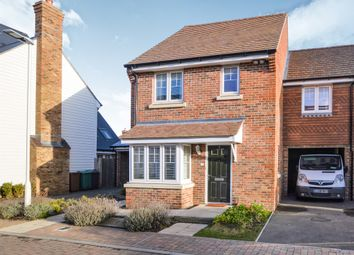 Thumbnail 3 bed link-detached house for sale in Song Thrush Drive, Finberry, Ashford
