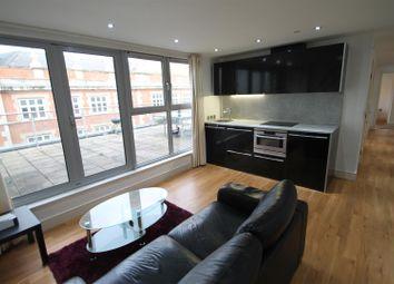 Thumbnail 2 bed flat to rent in Hanley House, Hanley Street, Nottingham