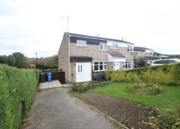 Thumbnail 3 bedroom semi-detached house for sale in Willow Crescent, Sheffield, South Yorkshire