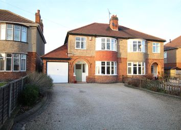 Thumbnail 3 bedroom semi-detached house for sale in Beamhill Road, Horninglow, Burton-On-Trent