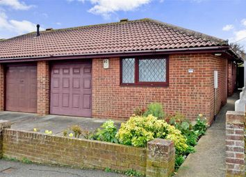 Thumbnail 2 bed semi-detached bungalow for sale in Southview Road, Peacehaven, East Sussex