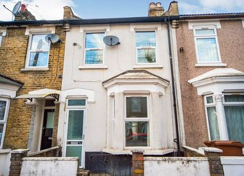Thumbnail 2 bed terraced house for sale in Huddlestone Road, London
