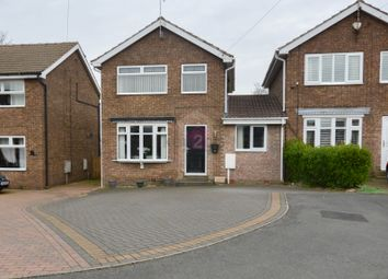Thumbnail 3 bedroom detached house for sale in Green Chase, Eckington, Sheffield