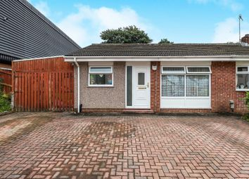 Thumbnail 2 bed semi-detached bungalow for sale in Heol Bedwas, Birchgrove, Swansea