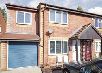 Thumbnail 3 bed semi-detached house for sale in Jackson Close, Greenhithe