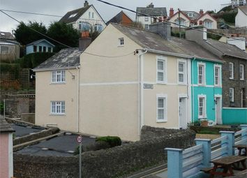 Thumbnail 3 bed end terrace house for sale in Church Street, New Quay, Ceredigion