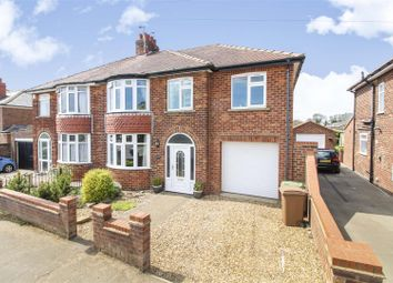 Thumbnail 5 bed semi-detached house for sale in Skerne Road, Driffield