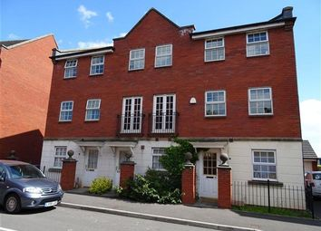Thumbnail 4 bedroom town house to rent in Doe Close, Penylan, Cardiff