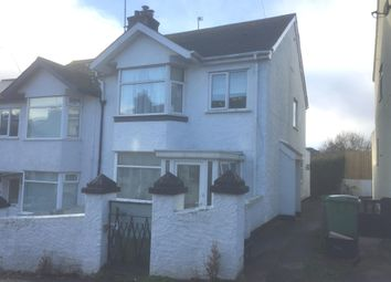Thumbnail 1 bedroom flat for sale in Dower Road, Torquay