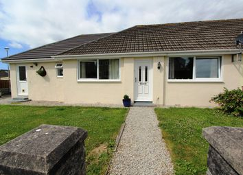 Thumbnail 3 bed semi-detached bungalow for sale in Roeselare Avenue, Torpoint
