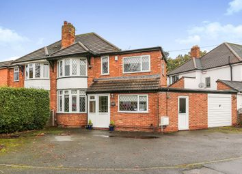 4 bed semi-detached house for sale in Verstone Road, Shirley, Solihull B90