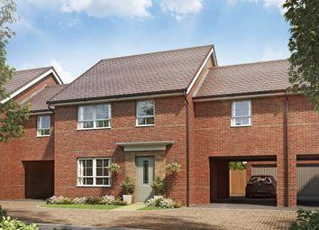 "Thumbnail 4 bedroom detached house for sale in ""Milfield"" at Watling Street, Little Brickhill, Milton Keynes"