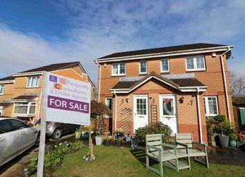 Thumbnail 2 bed semi-detached house for sale in Springcroft Wynd, Springhill