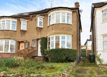 Thumbnail 3 bed semi-detached house for sale in West Finchley, London