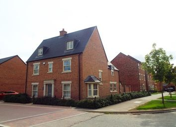 Thumbnail 4 bed detached house to rent in Flanders Close, Bicester