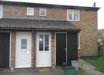 Thumbnail 1 bedroom maisonette to rent in Woodley Close, Abingdon