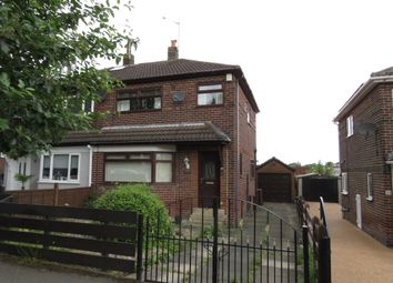 Thumbnail 3 bed semi-detached house for sale in Wellington Grove, Pudsey