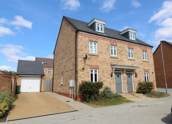3 bed semi-detached house for sale in Quintus Close, Fairfields, Milton Keynes MK11