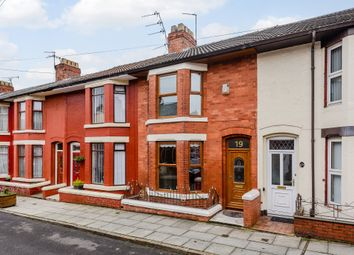 Thumbnail 3 bed terraced house to rent in Haddon Avenue, Walton, Liverpool, Merseyside