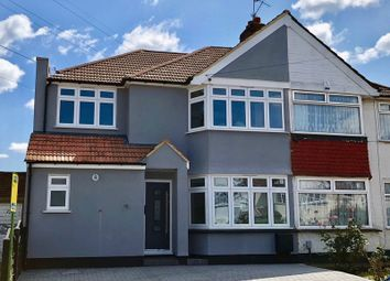 Thumbnail 4 bed semi-detached house for sale in Crofton Avenue, Bexley