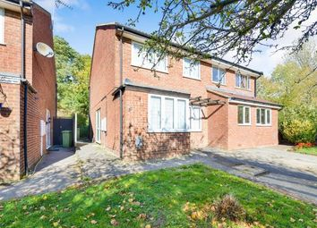 Thumbnail 4 bed semi-detached house for sale in Eston Court, Bradville, Milton Keynes, Buckinghamshire
