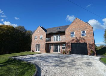 Thumbnail 6 bed detached house for sale in Bank Top Farm, Mill Lane, Aspull