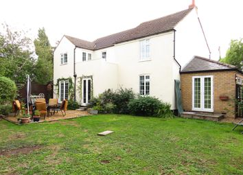 Thumbnail 5 bed detached house for sale in Floods Ferry, Knights End, March