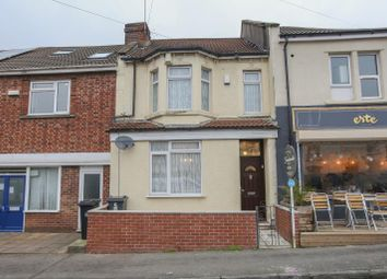 Thumbnail 3 bedroom terraced house for sale in Greenbank Road, Greenbank, Bristol