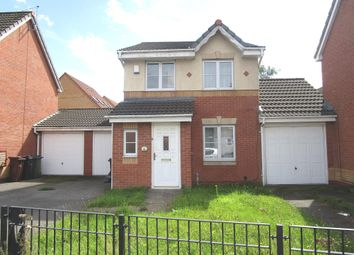 Thumbnail 3 bed link-detached house for sale in Lunt Road, Bilston