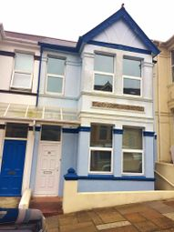 Thumbnail 4 bedroom terraced house to rent in Winston Avenue, Plymouth