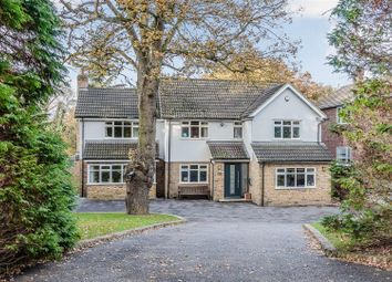 Thumbnail 4 bed detached house for sale in Park Lane, Ramsden Heath, Billericay